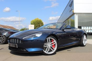 Aston Martin DB9 V12 GT 2dr Volante Touchtronic 5.9 Automatic Convertible (2017)