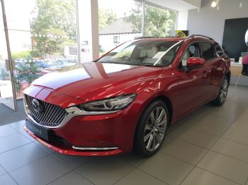 Mazda 6 2.5 GT Sport Nav+ Tourer Automatic 5 door Estate (18MY)
