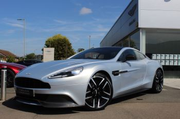 Aston Martin Vanquish V12 [568] 2+2 2dr Touchtronic 5.9 Automatic Coupe (2016)