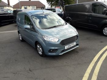 Ford Transit Courier Limited 1.5 TDCI 100PS Euro 6 Plus VAT Diesel 5 door (2019)