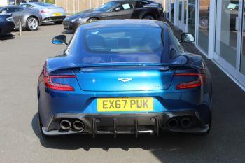 Aston Martin Vanquish V12 [595] S 2+2 2dr Touchtronic image 12 thumbnail