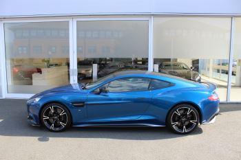 Aston Martin Vanquish V12 [595] S 2+2 2dr Touchtronic image 4 thumbnail