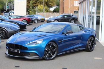 Aston Martin Vanquish V12 [595] S 2+2 2dr Touchtronic image 7 thumbnail