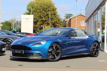 Aston Martin Vanquish V12 [595] S 2+2 2dr Touchtronic image 2 thumbnail