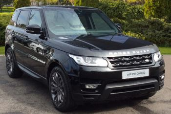 Land Rover Range Rover Sport 3.0 SDV6 HSE Dynamic 5dr - Heated Seats - Rear Camera - Privacy Glass -  Diesel Automatic 4x4 (2014)
