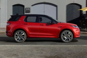 Land Rover Discovery Sport Offer image 4 thumbnail