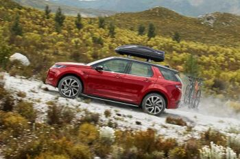 Land Rover Discovery Sport 2.0 TD4 180 SE Manual image 8 thumbnail