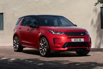 Land Rover Discovery Sport 2.0 TD4 180 HSE Black 5dr Auto image 1 thumbnail