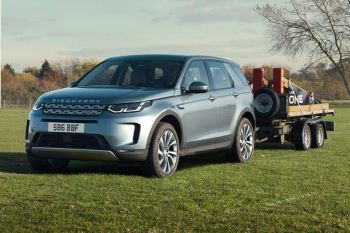 Land Rover Discovery Sport 2.0 TD4 180 HSE Black 5dr Auto image 9 thumbnail