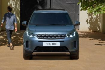 Land Rover Discovery Sport 2.0 Litre TD4 Diesel Manual 150hp E-Capability image 3 thumbnail