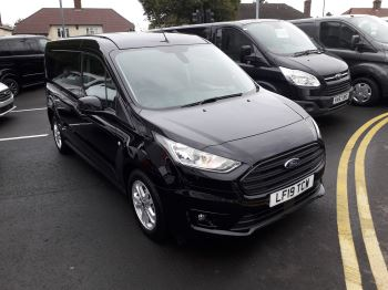 Ford Transit Connect 240 L2 Limited 1.5 TDCI 120PS Euro 6 Diesel 5 door (2019)