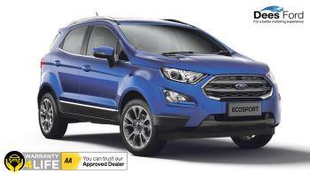 Ford EcoSport 1.0 EcoBoost 125 Titanium 5dr Hatchback (2019)
