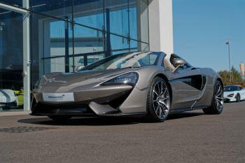 McLaren 570S Spider SSG 3.8  Semi-Automatic 2 door Convertible (2018)