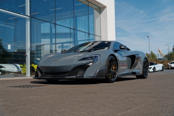 McLaren 675LT Coupe  Semi-Automatic 2 door (2015)
