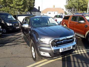 Ford Ranger Limited 3.2 TDCI 200PS Euro 6 Plus VAT Diesel Automatic 4 door (2019)