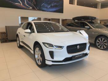 Jaguar I-PACE 90kWh EV400 SE Electric Automatic 5 door Estate (18MY) image