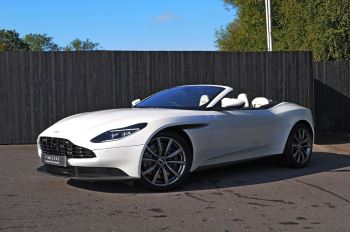Aston Martin DB11 V8 Volante 2dr Touchtronic 4.0 Automatic Convertible (2019.5)