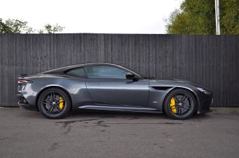 Aston Martin DBS V12 Superleggera 2dr Touchtronic image 4 thumbnail