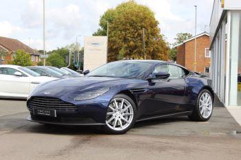 Aston Martin DB11 V8 2dr Touchtronic image 1 thumbnail