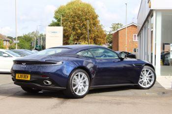 Aston Martin DB11 V8 2dr Touchtronic image 2 thumbnail