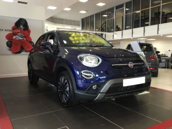 Fiat 500X 1.3 City Cross DCT Automatic 5 door Hatchback (2019)