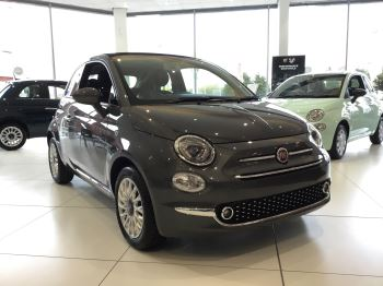Fiat 500 1.2 Lounge 2dr Convertible (2019)