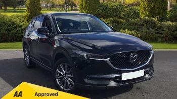 Mazda CX-5 2.2d Sport Nav+ 5dr Diesel Estate (2019)