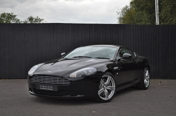 Aston Martin DB9 4 seats 6.0 Automatic 2 door Coupe (2011)
