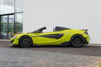 McLaren 600LT Spider Spider image 4 thumbnail