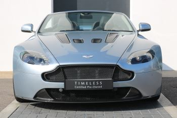 Aston Martin V12 Vantage S Roadster S 2dr Sportshift III 5.9 Automatic Roadster (2016)
