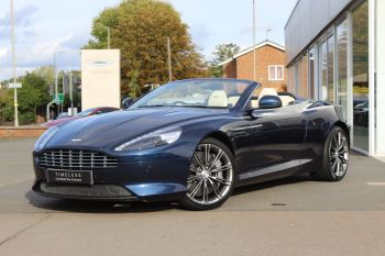 Aston Martin DB9 V12 2dr Volante Touchtronic 5.9 Automatic Convertible (2015)