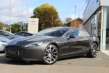 Aston Martin Rapide S V12 [552] 4dr Touchtronic III 5.9 Automatic 5 door Saloon (2014)
