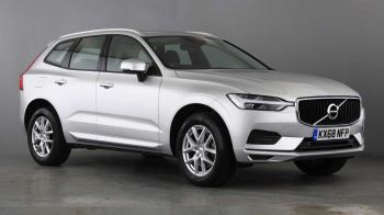 Volvo XC60 2.0 D4 Momentum 5dr AWD Auto w. Sat Nav, Front and Rear Park Assist Diesel Automatic Estate (2019)