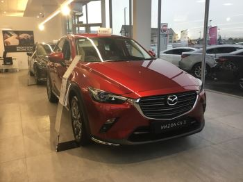 Mazda CX-3 1.8d Sport Nav + Diesel 5 door Hatchback (18MY)