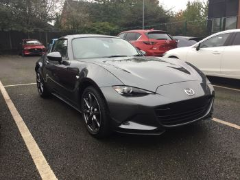Mazda MX-5 RF 2.0 (184) Sport Nav+ 2 door Convertible (18MY) image