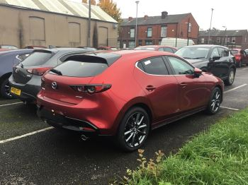 Mazda 3 1.8d Sport Lux image 5 thumbnail