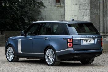Land Rover Range Rover 3.0 TDV6 Vogue SE image 3 thumbnail