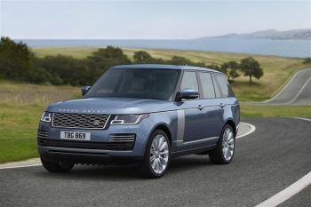 Land Rover Range Rover 3.0 TDV6 Vogue SE image 13 thumbnail