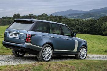 Land Rover Range Rover 3.0 TDV6 Vogue SE image 15 thumbnail