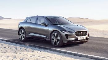 Jaguar I-PACE 90kWh EV400 HSE Electric Automatic 5 door Estate (18MY) image