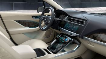 Jaguar I-PACE 90kWh EV400 HSE image 12 thumbnail