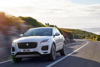 Jaguar E-PACE 2.0d (180) Chequered Flag Edition SPECIAL EDITIONS Diesel Automatic 5 door Estate (19MY)