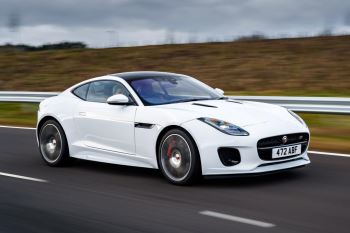 Jaguar F-TYPE 3.0 (380) Supercharged V6 R-Dynamic AWD Automatic 2 door Convertible (17MY) image