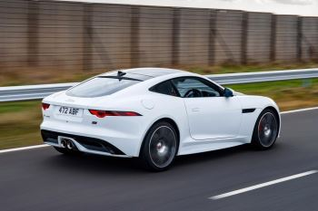 Jaguar F-TYPE 3.0 (380) Supercharged V6 R-Dynamic AWD image 2 thumbnail