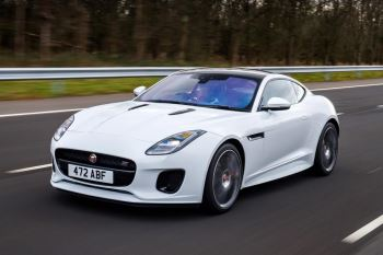 Jaguar F-TYPE 3.0 (380) Supercharged V6 R-Dynamic AWD image 4 thumbnail