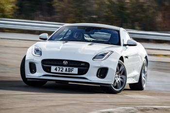 Jaguar F-TYPE 3.0 (380) Supercharged V6 R-Dynamic AWD image 6 thumbnail