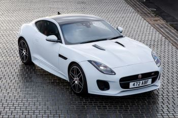 Jaguar F-TYPE 3.0 (380) Supercharged V6 R-Dynamic AWD image 12 thumbnail
