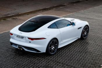 Jaguar F-TYPE 3.0 (380) Supercharged V6 R-Dynamic AWD image 13 thumbnail