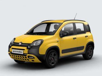 Fiat Panda 1.2 Waze 5dr thumbnail image