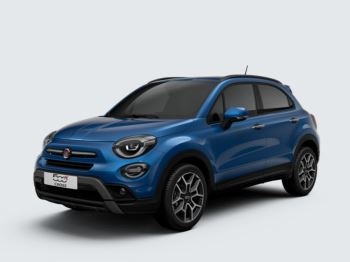 Fiat 500X Cross Plus FireFly Turbo 1.3 DCT Auto 5dr thumbnail image